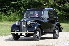 Austin (1946) (Roger Wasley) Tags: austin ssk593 1946 toddington classic car vehicle oldtimer