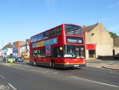 GAL PVL284 - PJ02RCU - OSF - CROOK LOG WELLING - SUN 8TH SEPT 2019 (Bexleybus) Tags: goahead go ahead london tfl route kent welling crook log 486 plaxton president volvo b7tl pvl284 pj02rcu londons last pvl