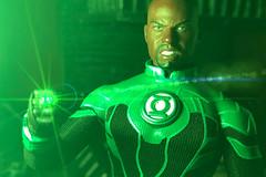 AF-683 Green Lantern John Stewart (misterperturbed) Tags: johnstewart greenlantern mezco mezcoone12collective one12collective dccomics greenlanterncorps lifx lensflarestudio