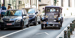 Voiture Wanderer (saigneurdeguerre) Tags: europe europa belgique belgië belgien belgium belgica bruxelles brussel brüssel brussels bruxelas ponte antonioponte aponte ponteantonio saigneurdeguerre canon 5d mark 3 iii eos voiture car caro auto automobile wagen wanderer allemagne allemande german germany