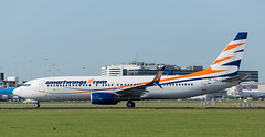 B737 | OK-TVL | AMS | 20190914 (Wally.H) Tags: boeing 737 boeing737 b737 oktvl smartwings ams eham amsterdam schiphol airport