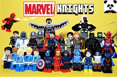 The MKSG Collective (HaphazardPanda) Tags: mksg lego marvel story group knights super hero heroes superhero superheroes comic comics book books mcu writing flickr stories the incredible hulk thing invisible woman human torch mister fantastic captain america iron man cyclops iceman shadowcat colossus nightcrawler magneto doctor doom moon knight antman wasp strange wong loki thor black panther white wolf deadpool spiderman falcon storm xmen avengers four ff f4 4 mansion tony stark steve rogers odinson stephen tchalla parker peter pym hank