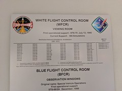 White Flight Control Room sign, Johnson Space Center, Houston, Texas, USA (gruntzooki) Tags: wxr19 writingexcusescruise houston tx texas nasa johnsonspacecenter aerospace missioncontrol sign signs