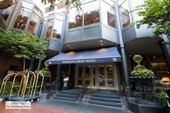 Entrance (thewanderingeater) Tags: windsorcourthotel neworleans centralbusinessdistrict louisiana luxuryhotel luxuryboutiquehotel