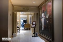 Hallway to The Grill Room (thewanderingeater) Tags: windsorcourthotel neworleans centralbusinessdistrict louisiana luxuryhotel luxuryboutiquehotel thegrillroom brunch jazzbrunch