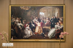 """""""King Charles II's Last Sunday"""" by William Powell Frith (thewanderingeater) Tags: windsorcourthotel neworleans luxuryboutiquehotel centralbusinessdistrict louisiana luxuryhotel"""