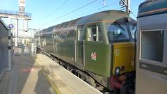 57604 'Pendennis Castle', Reading (looper23) Tags: 57604 reading gwr sleeper september 2019 railway train