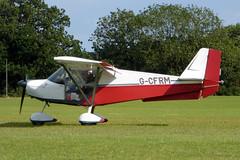 G-CFRM Skyranger Swift 912S(1) cn BMAA/HB/578 Sywell 01Sep19 (kerrydavidtaylor) Tags: orm egbk sywellaerodrome northamptonshire bestoff
