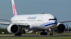 B777 | B-18003 | AMS | 20190914 (Wally.H) Tags: boeing 777 boeing777 b777 b18003 chinaairlines ams eham amsterdam schiphol airport