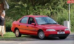 N51 LNJ (Nivek.Old.Gold) Tags: 1995 ford mondeo glx 16v 5door 1988cc