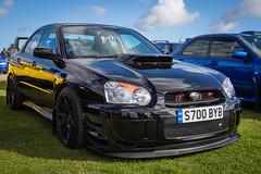 Subaru Impreza STi (The Redline Photography) Tags: 6dmkii automotivephotography bugeye haynesmotormuseum automotive canonphotographer car 6d sti subaru canon haynesbreakfastclub haynes impreza