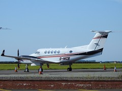Photo of G-NICB  BEECH200GT