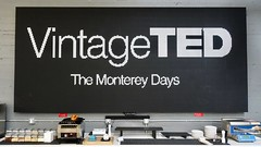 An amazing display for Vintage TED — The Monterey Days