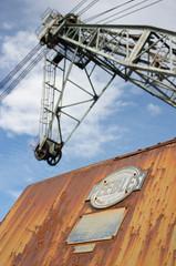 Oddball 08 sep 19 (Shaun the grime lover) Tags: autumn industrial machinery rusty dragline excavator opencast coal mining leeds yorkshire bucyruserie oddball swillington