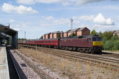 47802 - Chester - 07.09.2019 (Tom Watson 70013) Tags: trains railway class47 wcrc 47802 chester station cheshireman
