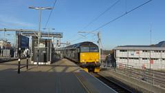 57602 'Restormel Castle', Reading (looper23) Tags: class 57 gwr sleeper rail train september 2019 reading railway 57602 57604