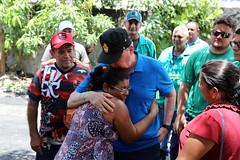 14.09.2019 VISITA AS OBRAS DE RECAPEAMENTO ASFALTICO NO BAIRRO SANTA INTENVINA