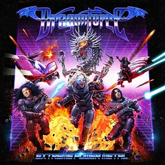 Day 256 (Iain Purdie) Tags: 2019 happy music metal heavymetal dragonforce