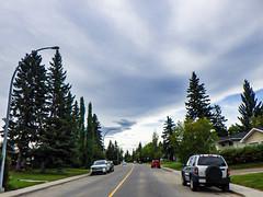 800km in SW Calgary (djking) Tags: alberta canada 800km calgary street