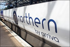 Northern 333001 (Mike McNiven) Tags: arriva railnorth northern class333 bradford inside seat moquette