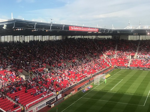 Bet365 Stadium: Stoke City v Bristol City