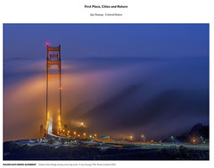 First Place, City and Nature, TNC (Jaykhuang) Tags: tnc thenatureconservacy 2019 photocontest cityandnature goldengatebridge lowfog jayhuangphotography sanfrancisco bayarea california