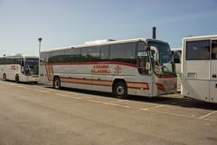 Cymru Coaches YN12CTY (welshpete2007) Tags: cymru coaches volvo plaxton yn12cty
