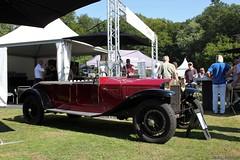 Lancia Lambda Torpedo S8 1929 (MilanWH) Tags: lancia lambda fourdoor convertible torpedo s8 1929