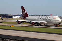 G-VROM - Virgin Atlantic Boeing 747-400 (AndrewC75) Tags: airline airliner airplane aircraft aviation airport atl atlanta hartsfield jackson international boeing b747 b747400 b744 747 747400 virgin atlantic jumbo