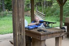 1916 Spanish Mauser (Aubrey Collins) Tags: 1916spanishmauser rifle range portrait nikond610 50mmf18