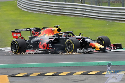 Max Verstappen, Red Bull-Honda RB15, 2019 Italian Grand Prix, Monza, 8th September