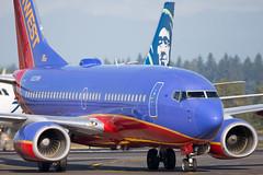 2019_09_03 SEA Stock-11 (jplphoto2) Tags: 737 737700 boeing737 jdlmultimedia jeremydwyerlindgren ksea n222wn sea seatac seattletacomainternationalairport southwestairlines southwestairlines737700 aircraft airline airplane airport aviation