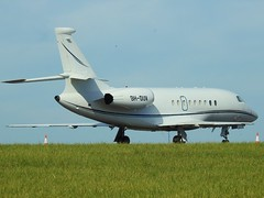 Photo of 9H-DUV Falcon2000EX