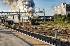 Mainline_2019_09_14_006 (Phil_the_photter) Tags: steam steamengine steamloco steamrailway theyorkshireman saphostrains crewe 34046 braunton bulleidlightpacific bulleid westcountry