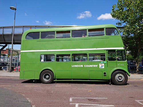 London Country 301 at Aylesbury