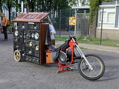 easy rider (andrevanb) Tags: amsterdam marineterrein bierfestival beer festival