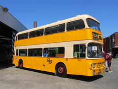 Tyne & Wear PTE, 680 (GBB 516K) (miledorcha) Tags: leyland atlantean long wheelbase 33 feet dual door double alexander jtype panoramic window pdr21 tyneside pte 680 gbb516k tyne wear tyneandwear tw twpte preserved restored newcastle gvvt bridgeton 60 event museum exhibit visitor psv pcv