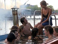 bathtubbing 2 (andrevanb) Tags: amsterdam marineterrein bierfestival beer festival