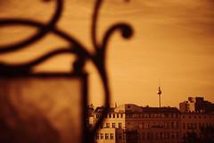 Berlin Südstern (Jorge Eduardo Albarracin) Tags: berlin kreuzberg südstern alexanderplatz fernsehturm torre tour tower balkon balcon balcony sky cielo ciel himmel