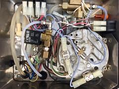 Coffee machine (Panda Mery) Tags: hackney hackneyfixers london repair restartparty uk