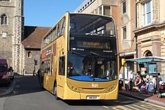 "Reading Buses ""the lion"" ADL Trident Enviro 400 209 SN11BVP (Mark Bowerbank) Tags: reading buses thelion adl trident enviro 400 209 sn11bvp"