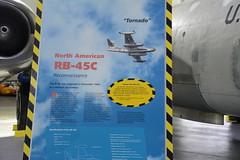 SAC_0144 North American RB-45C Tornado bomber (kurtsj00) Tags: sac museum strategic air command