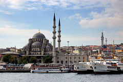 City of Istanbul (feray umut) Tags: city istanbul turkey places travel architecture people landscape culture mosque