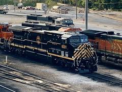 WNYP 6001 (Christian Schnake) Tags: wnyp 6001 ac6000 springfield mo ge bnsf yard locomotive train