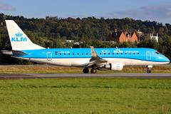 PH-EXW_07 (GH@BHD) Tags: phexw embraer erj175 erj175200std klmcityhopper belfastcityairport kl klm bhd egac regionaljet aircraft aviation airliner