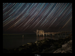 Startrail Turchino (simo tony photography) Tags: startrail night longexposure longexposition new light lightpainting nature naturephotography wildlife seascape sea summer stars home outside beach water blue art landscape