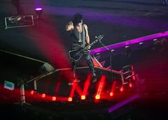 Paul Stanley, KISS, o2 Arena, London, UK (rmk2112rmk) Tags: paulstanley kiss o2arena musician rockstar concert live gig show stage
