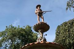 Boer War Memorial fountain, Halifax Public Gardens (globewriter) Tags: boer war memorial fountain halifax public gardens nova scotia boerwar halifaxpublicgardens canong7mkii canon g7 mark
