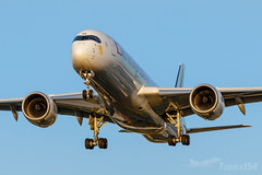ET-AWM | Ethiopian Airlines | Airbus A350-941 | LHR/EGLL (Tushka154) Tags: unitedkingdom spotter a350900 london ethiopianairlines a350941 a350 airbus heathrow etawm a350xwb airbusa350 airbusa350xwb aircraft airplane avgeek aviation aviationphotography ethiopian planespotter planespotting spotting uk