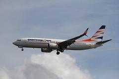 OK-TVV Boeing 737-86N SmartWings (FokkerAMS) Tags: boeing737 smartwings oktvv